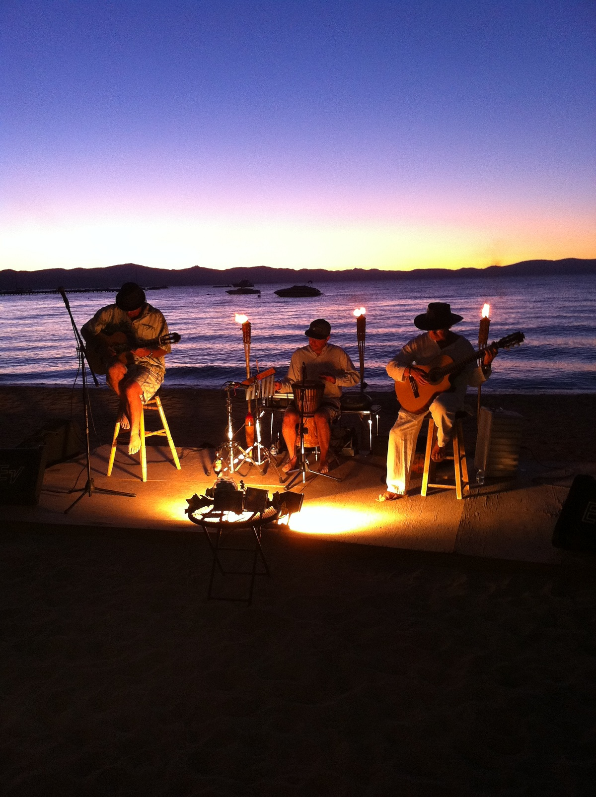 Beginning Thursday, July 10th, 7pm.  2014 Music on the Beach.